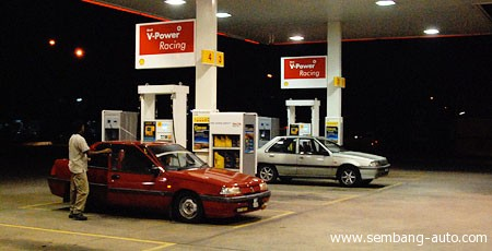 Shell-Petrol-Station