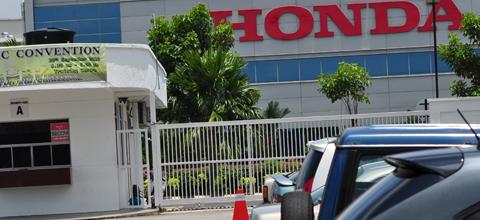 Honda-Melaka