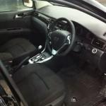 Proton Prevé front seat