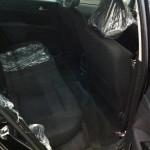 Proton Prevé rear seat