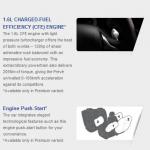 Proton Prevé specification