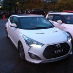Spy shots: Hyundai Veloster Turbo Spotted In Putrajaya