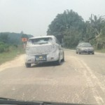 Spy shots: Proton GSC Spotted Testing on Local Road