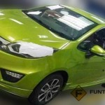 Proton Compact Car Surface In Internet