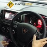 Proton Compact Car Interior Revealed