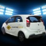 Proton Compact Car Exterior Revealed!