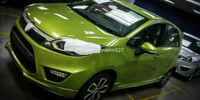 Info Yang Anda Perlu Tahu Tentang Model Baru Proton Compact Car (PCC)